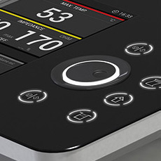 HMI Glass Touch Fronts